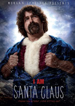 DVD Cover for I Am Santa Claus