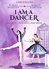 I Am a Dancer Blu-Ray Cover
