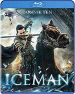 Iceman Blu-Ray Cover