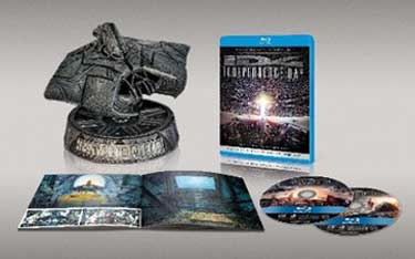Independence Day 20th Anniversary Special Attacker Edition Box Set
