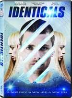 DVD Cover for Identicals