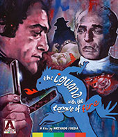 The Iguana with the Tongue of Fire Blu-Ray Cover