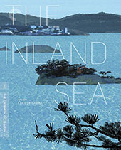 The Inland Sea Criterion Collection Blu-Ray Cover