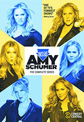 Inside Amy Schumer: The Complete Series DVD Cover