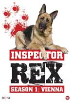 DVD Cover for Inspector Rex: Season One: Vienna
