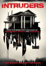 DVD Cover for Intruders