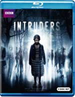 Blu-Ray Cover for Intruders