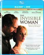 Invisible Woman Blu-Ray Cover