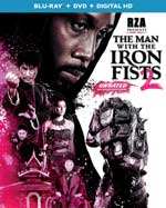 The Man with the Iron Fists 2 Blu-Ray Cover