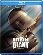 The Iron Giant Blu-Ray Cover