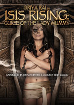 DVD Cover for Isis Rising: Curse of the Lady Mummy