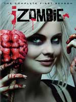 DVD Cover for iZombie: The Complete First Season
