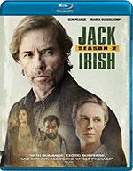 Jack Irish Season 2 Blu-Ray cover
