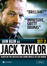 DVD Cover for Jack Taylor Set 2