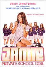 DVD Cover for Ja'mie: Private School Girl