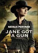 DVD Cover for Jane Got a Gun