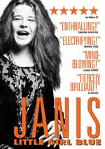 DVD Cover for Janis: Little Girl Blue