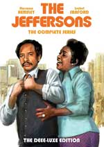 DVD Cover for The Jeffersons: The Complete Series - The Deee-luxe Edidion