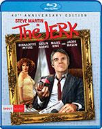 The Jerk 40th Anniversary Blu-Ray Cover