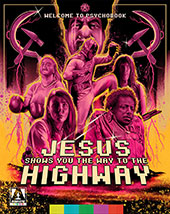 Jesus Shows You the Way to the Highway Blu-Ray Cover
