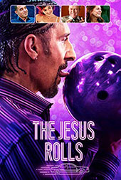 The Jesus Rolls Blu-Ray Cover