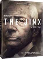 DVD Cover for The Jinx: The Life and Deaths of Robert Durst