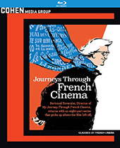 Journeys Through French Cinema Blu-Ray Cover