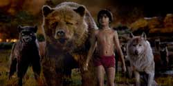 Neel Sethi as Mowgli and a host of big-name voice talent make The Jungle Book on the of the top adventure movies of 2016.