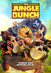 The Jungle Bunch DVD Cover