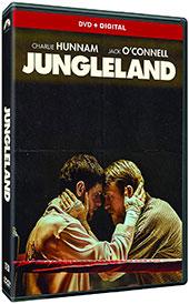 Jungleland DVD Cover