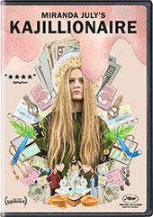 <br> kajillionaire DVD Cover