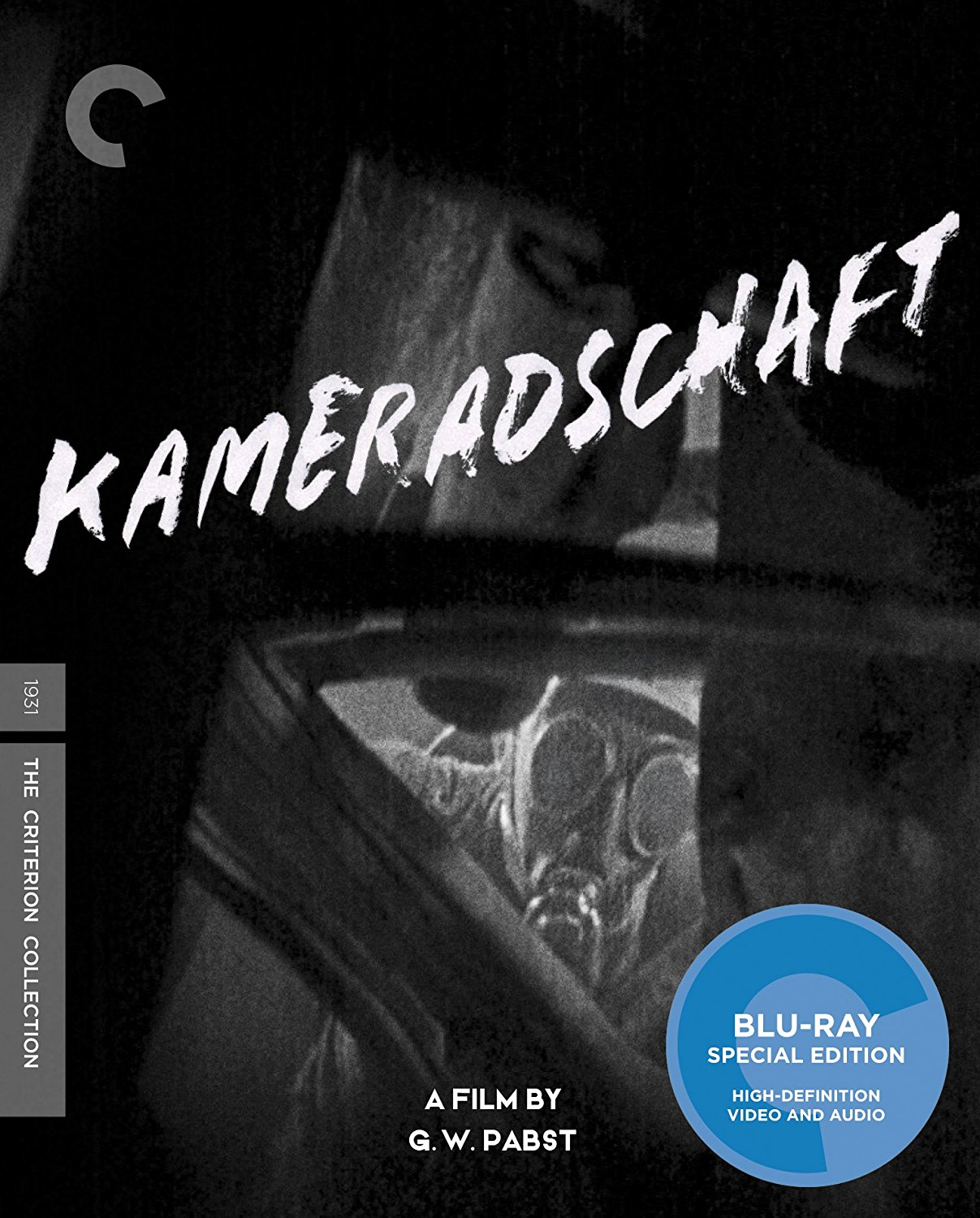 Kameradschaft Criterion Collection Blu-Ray Cover