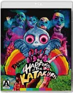 The Happiness of the Katakuris Blu-Ray Cover