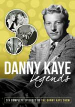 DVD Cover for Danny Kaye: Legends