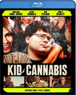 Kid Cannabis Blu-Ray Cover