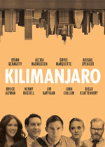 DVD Cover for Kilimanjaro