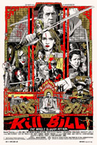 Mondo's version of Kill Bill: The Whole Bloody Affair - Hopefully making a 2015 appearance.