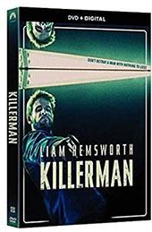 Killerman DVD Cover