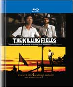 The Killing Fields Blu-Ray Cover