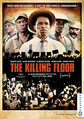The Killing Floor Blu-Ray Cover