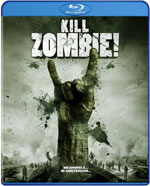 Kill Zombie! Blu-Ray Cover
