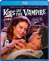 Kiss of the Vampire Blu-Ray Cover