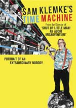 DVD Cover for San Klemke's Time Machine