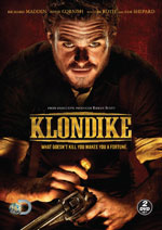 DVD Cover for Klondike