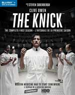 The Knick: The Complete First Season Blu-Ray Cover