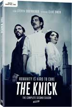 DVD Cover for The Knick: The Complete Second Season