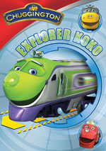 DVD Cover for Explorer Koko