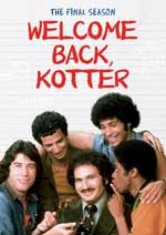 DVD Cover for Welcome Back Kotter: The Final Season