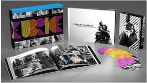 The Stanley Kubrick: The Masterpiece Collection Set