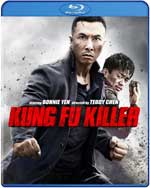 Kung Fu Killer Blu-Ray Cover